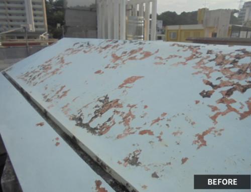 O様邸 防水工事・屋根塗装