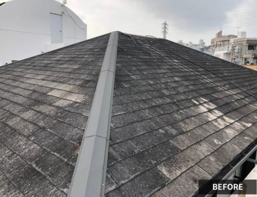 T様邸 防水工事・屋根塗装
